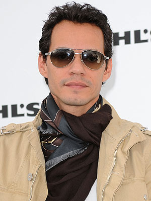 Jennifer Lopez, Marc Anthony Split: Anthony's Concert