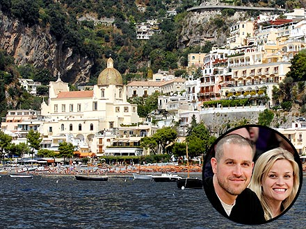 Reese Witherspoon & Jim Toth: Wining and Dining in Italy