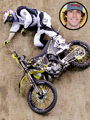 Travis Pastrana X Games Fall