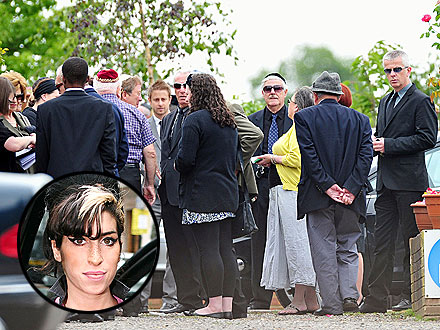 Amy Winehouse Cremated After 'Moving Yet Humorous' Memorial Service