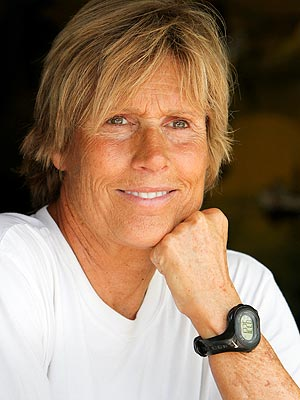 Diana Nyad Ends Cuba-to-Florida Swim
