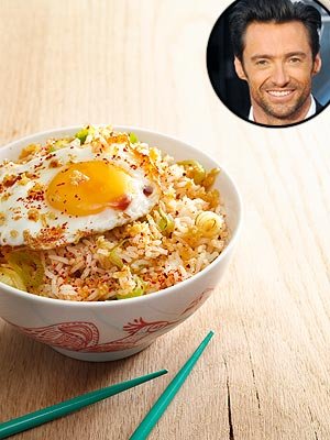 Hugh Jackman's Favorite Fried Rice: Jean-Georges and Marja Vongerichten's Recipe