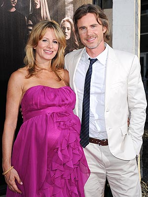 Sam Trammell Twins Born