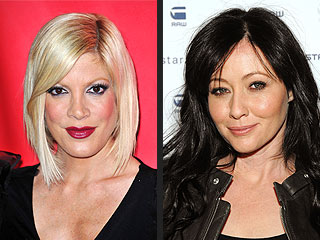 Shannen Doherty: Tori Spelling Offers to Plan Her Wedding