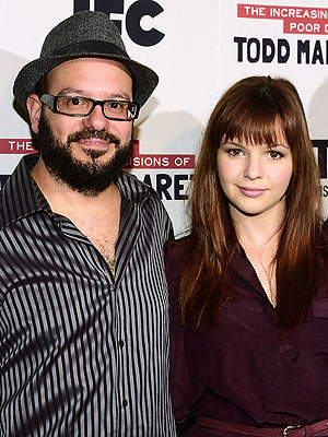 David Cross, Amber Tamblyn Engaged