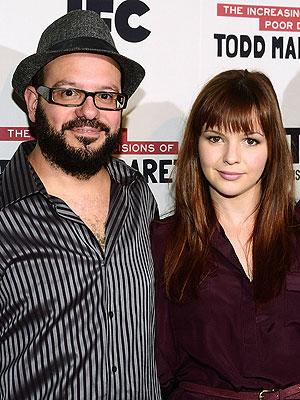 David Cross, Amber Tamblyn Engaged
