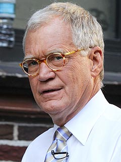 Ex-Staffer: Letterman Show a Hostile Work Environment