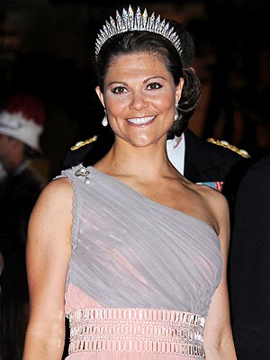 Princess Victoria of Sweden Pregnant with First Child