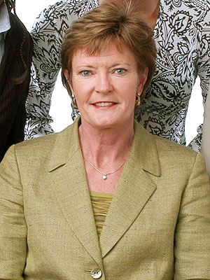 Dementia: Pat Summitt, Tennessee Coach, Diagnosed