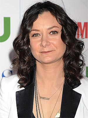 The Talk&#39;s Sara Gilbert, Partner Break Up