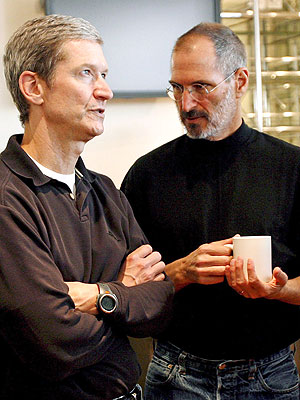 Steve Jobs's Successor Tim Cook: 5 Facts About Apple's New Boss
