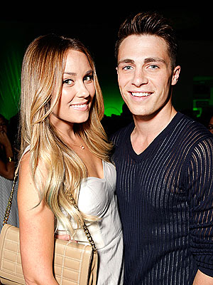 Lauren Conrad & Colton Haynes: New Couple Alert?