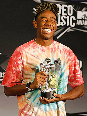 Tyler the Creator: Best New Artist at VMA, Dislikes Bruno Mars&#39;s Music