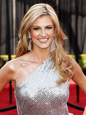erin andrews red carpet
