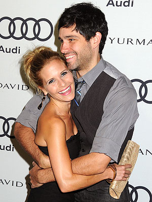 Sally Pressman and David Rogers Married