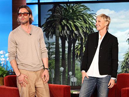Brad Pitt: Jennifer Aniston Is a 'Dear Friend'