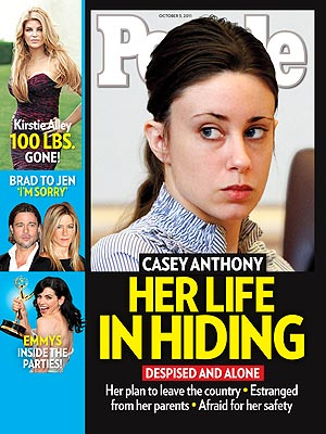 Casey Anthony: PEOPLE Magazine Cover Story