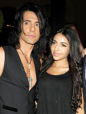 Criss Angel Engaged to Sandra Gonzalez