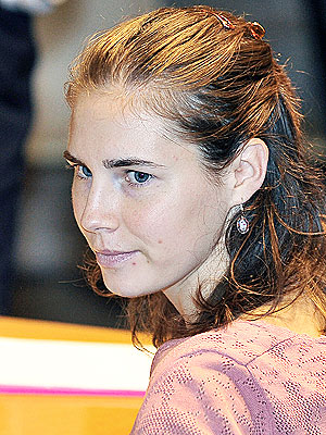 Amanda Knox Goes Free in Meredith Kercher Murder