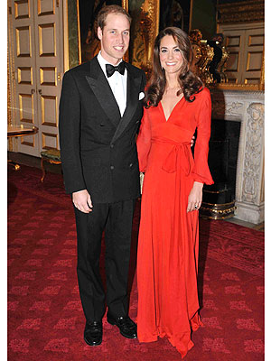 Duke and Duchess of Cambridge's $1 Million Dinner