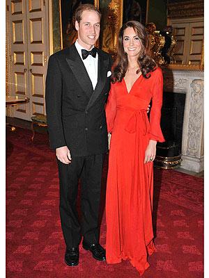 Duke and Duchess of Cambridge's $1 Million Dinner