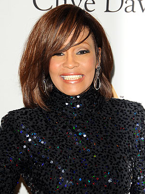 Whitney Houston Flight Mishap