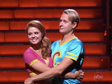 Dancing with the Stars: Carson Kressley Eliminated
