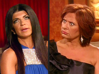 Real Housewives of New Jersey: Caroline Manzo vs. Teresa Giudice