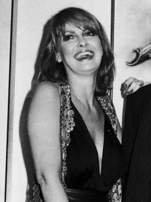 Anneka Di Lorenzo, Penthouse Centerfold, Murder Mystery