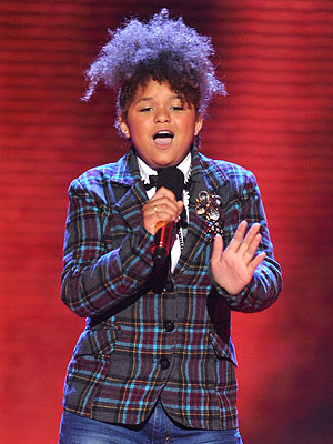 X Factor's Rachel Crow Lost 15 Lbs. in Two Months