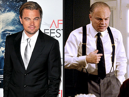 J. Edgar Premieres - Leonardo DiCaprio on Playing Infamous FBI Director