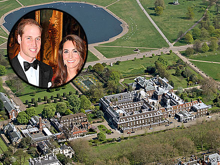 Prince William, Kate Moving Into Larger Palace Apartment