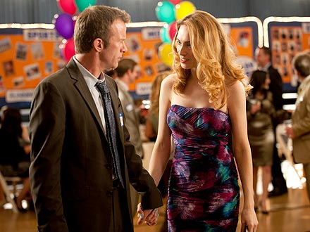 Hung: Jamie Clayton, Transgender Actress, Kisses Thomas Jane