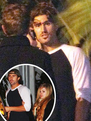 Avril Lavigne & Brody Jenner Involved in Bar Fight