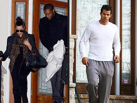Kim Kardashian Divorce from Kris Humphries: Photos of Reunion in Minnesota