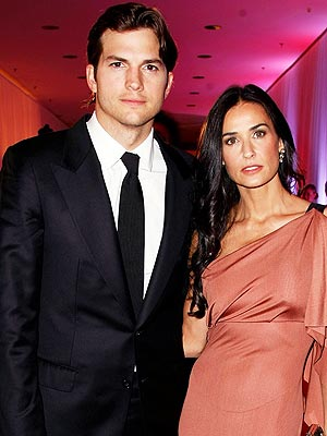 Ashton Kutcher and Demi Moore Divorce: Fighting Was Intense