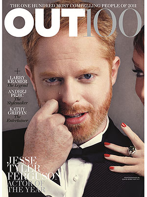 Modern Family's Jesse Tyler Ferguson Named Out100's Artist of the Year