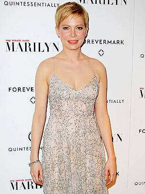 Michelle Williams: Marilyn Monroe Wig, Weight & Jiggle