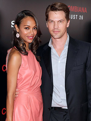 Zoe Saldana Breaks Up with Fiance Keith Britton