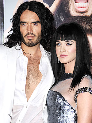 Katy Perry Divorce Rumors Untrue, They Say; Married to Russell Brand