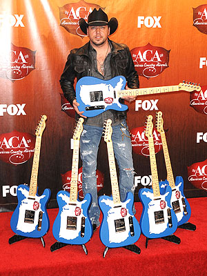 Country Music Awards: Jason Aldean, Toby Keith Win Big in Vegas