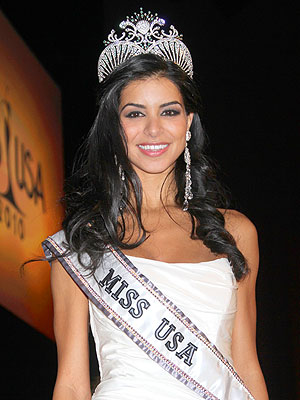 Rima Fakih, Former Miss USA, Arrested