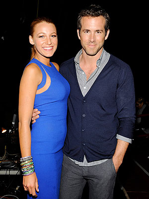 Ryan Reynolds, Blake Lively Go on Ice Cream Date