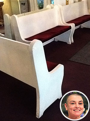 Sinead O'Connor's 'Celebrity Guests' at Her Vegas Wedding