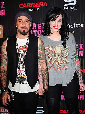 Baby on the Way for A.J. McLean