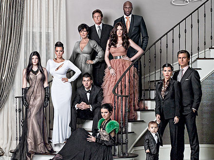 Rob Kardashian Likes Family Christmas Traditions