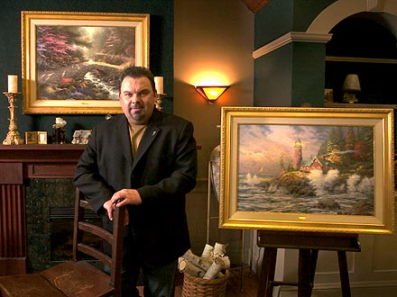Thomas Kinkade Dead; Autopsy Planned for &#39;Painter of Light&#39;