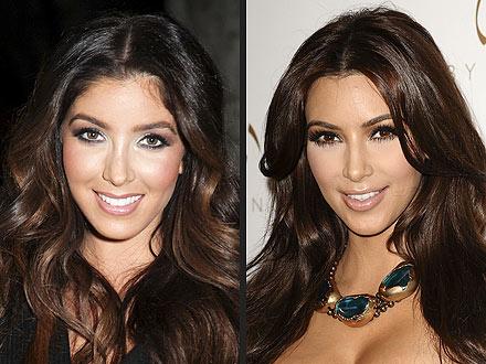 Kim Kardashian's Lookalike Melissa Molinaro Is Proud