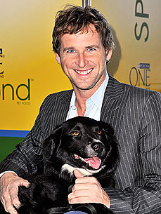 Single Josh Lucas Trains His Dog to Be a Wingman