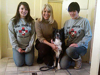 Special Education Teacher Helps Kids Train Rescue Dogs